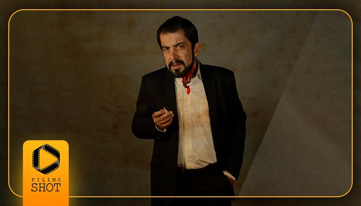 عباس جمشیدی فر یکی از بازیگران سریال زخم کاری