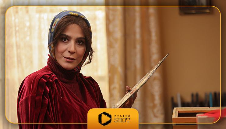 سحر دولتشاهی در نمایی از سریال میخواهم زنده بمانم- سریال خاتون